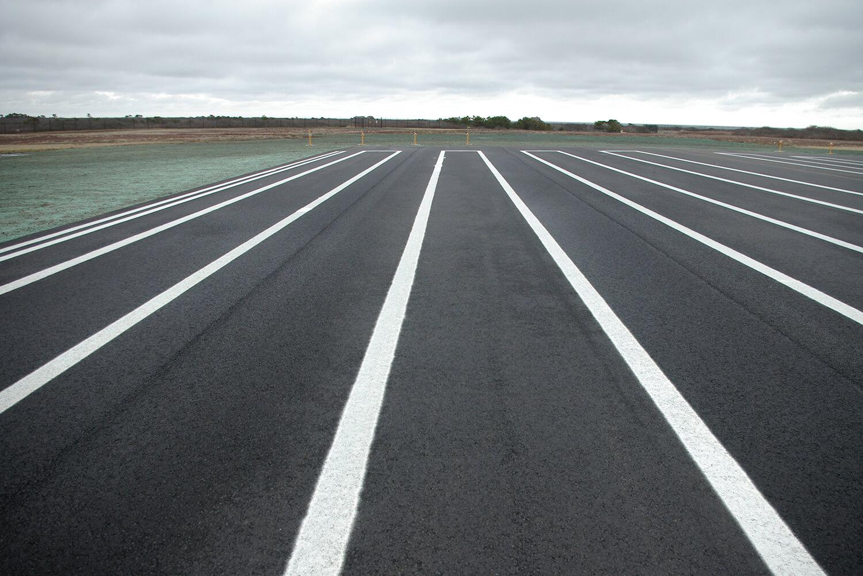 Nantucket Memorial Airport Runway Paving